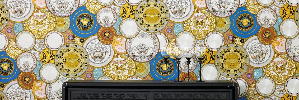 Versace Home wallpaper