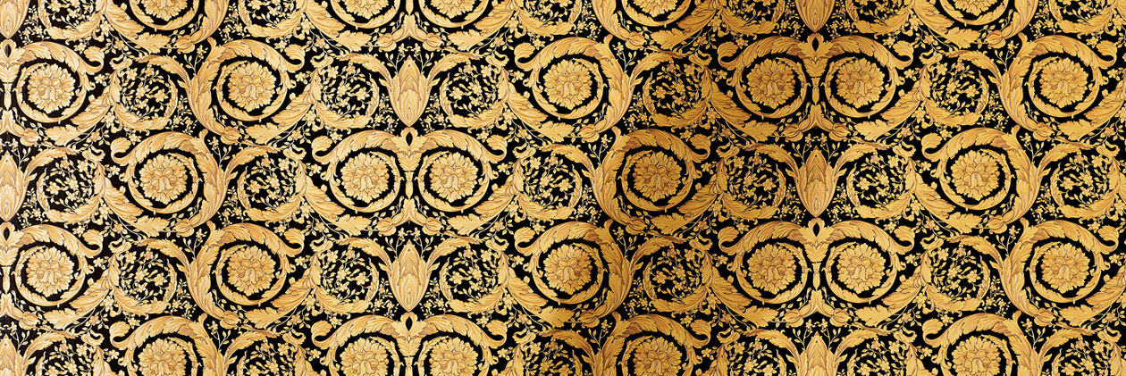 Wallpaper collection versace wallpaper by versace home for Wallpaper versace home
