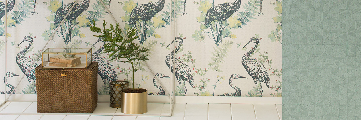 Wallpaper Collection Four Seasons By Private Walls