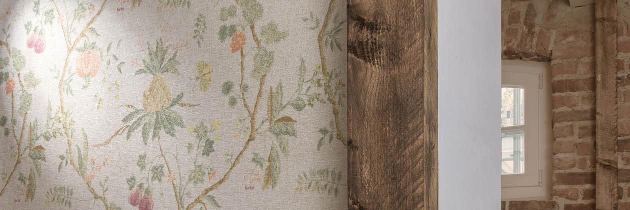 Collection de papiers peints «Paradise Garden»