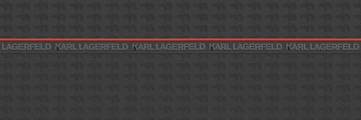 Tapetenkollektion «Karl Lagerfeld»