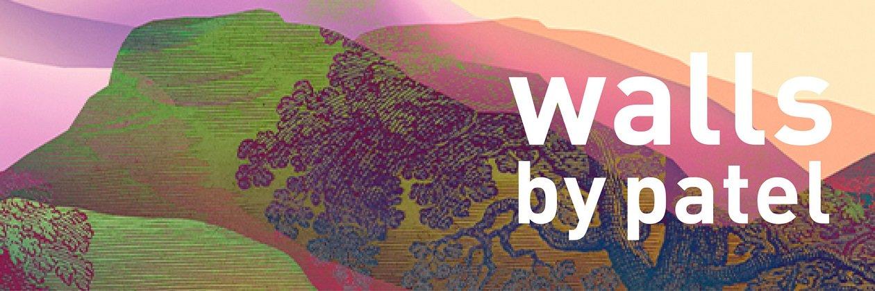 Tapetenkollektion «Walls by Patel 3»