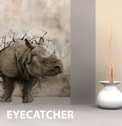 «Eyecatcher» Wallpaper Collection