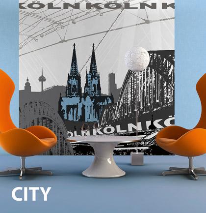 Коллекция обоев «City»