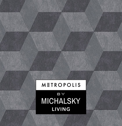 Коллекция обоев «METROPOLIS 2»