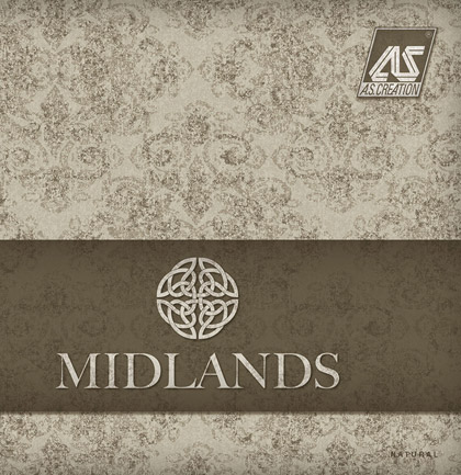 «Midlands» Wallpaper Collection