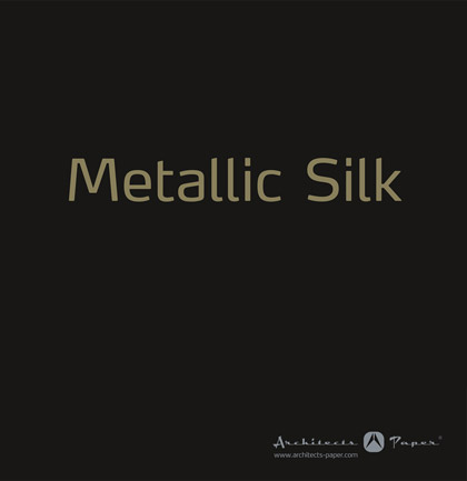 «Metallic Silk» Wallpaper Collection