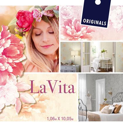 Коллекция обоев «La Vita»