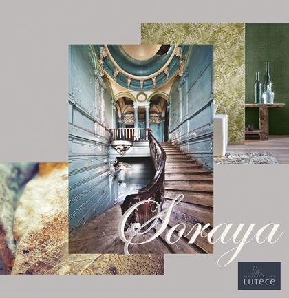 Коллекция обоев «Soraya»