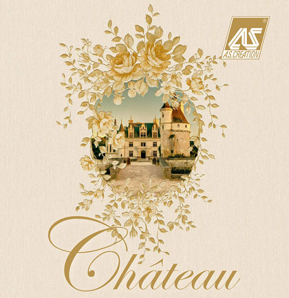 «Chateau 5» Wallpaper Collection