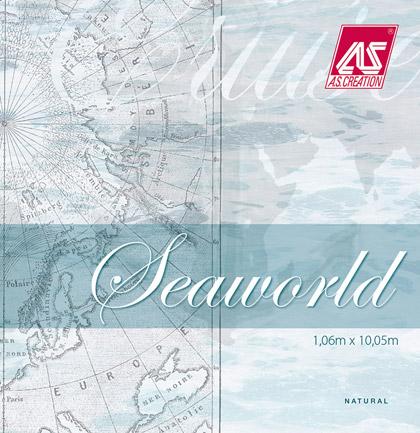 Коллекция обоев «Seaworld»