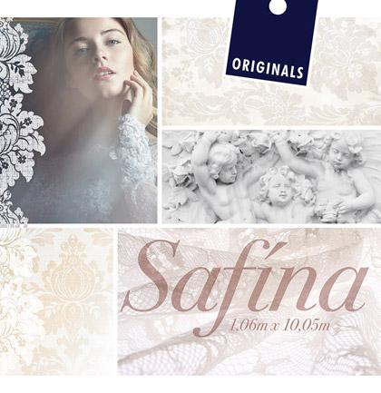 Коллекция обоев «Safina»