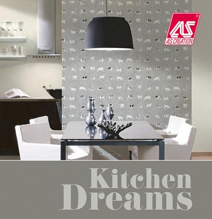 Коллекция обоев «Kitchen Dreams»
