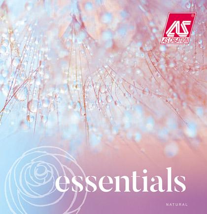 Коллекция обоев «Essentials»