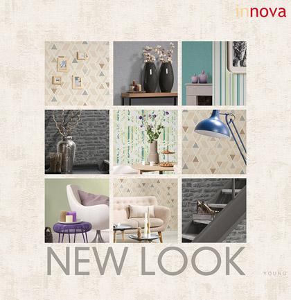 Tapetenkollektion «New Look»