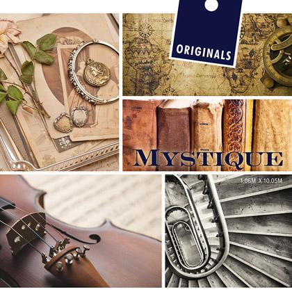 Collection de papiers peints «Mystique»