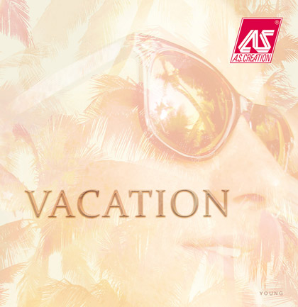 «Vacation» Wallpaper Collection
