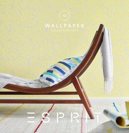 Коллекция обоев «Esprit 12»