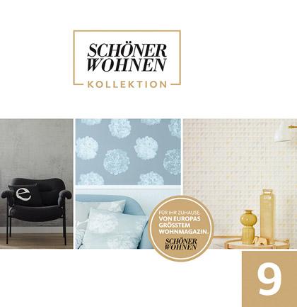 «Schöner Wohnen 9» Wallpaper Collection