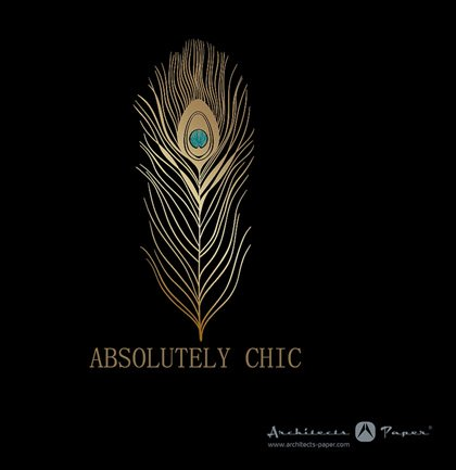 «Absolutely Chic» Wallpaper Collection