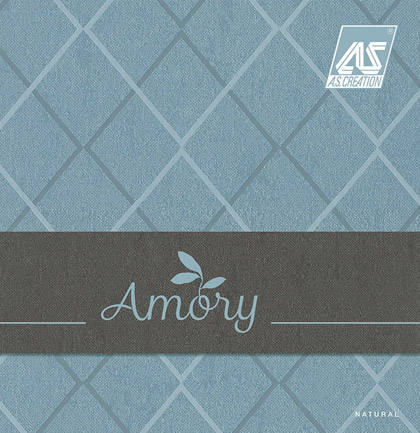 «Amory» Wallpaper Collection