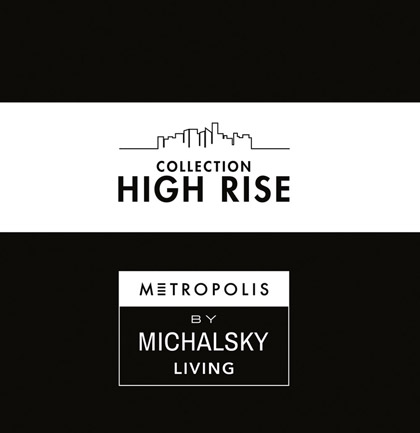 «High Rise» Wallpaper Collection