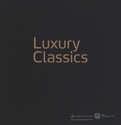 Tapetenkollektion «AP Luxury Classics»