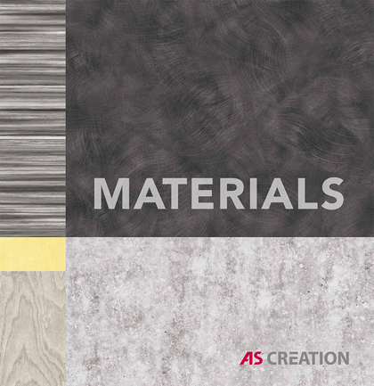 «MATERIALS» Wallpaper Collection