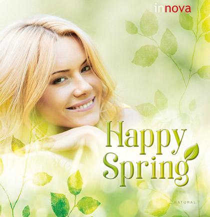 Collection de papiers peints «Happy Spring»