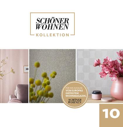 «Schöner Wohnen 10» Wallpaper Collection