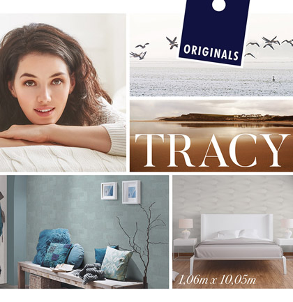 Коллекция обоев «Tracy»
