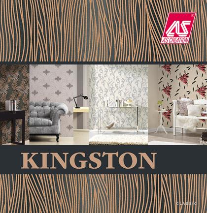 «Kingston» Wallpaper Collection