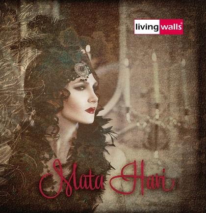 Tapetenkollektion «Mata Hari»