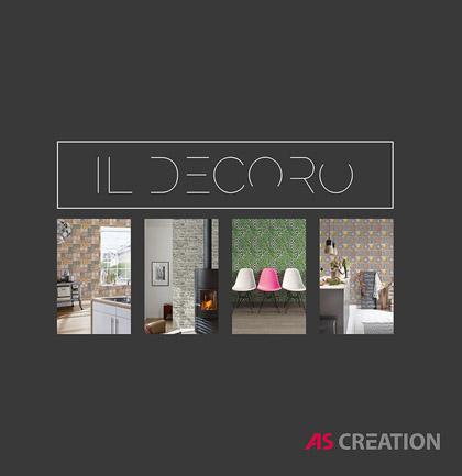 Коллекция обоев «Il Decoro»