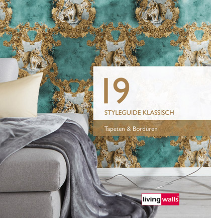 Коллекция обоев «Styleguide Klassisch 2019»