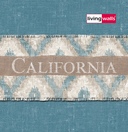 «California» Wallpaper Collection