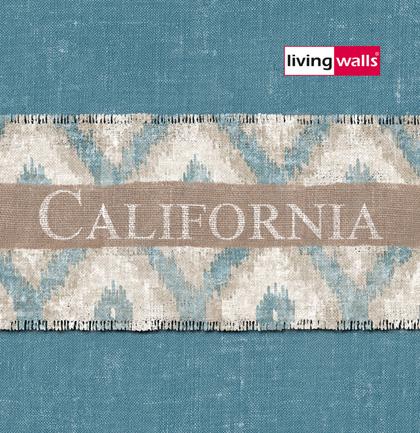 Tapetenkollektion «California»