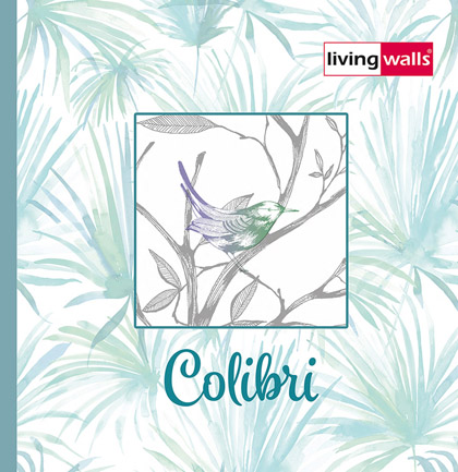 «Colibri» Wallpaper Collection
