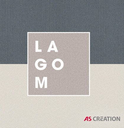 Collection de papiers peints «Lagom»