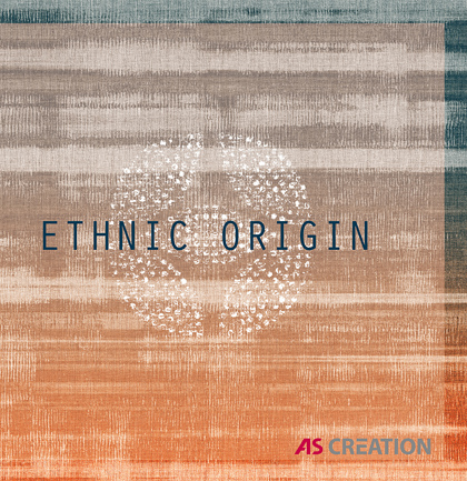 Collection de papiers peints «Ethnic Origin»