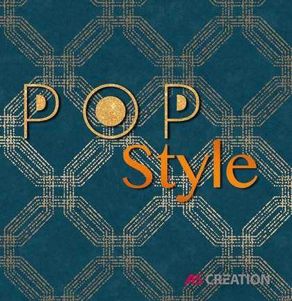 Collection de papiers peints «Pop Style»