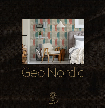 Tapetenkollektion «Geo Nordic»