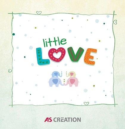 Tapetenkollektion «Little Love»