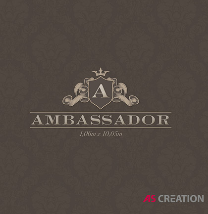 Collection de papiers peints «Ambassador»