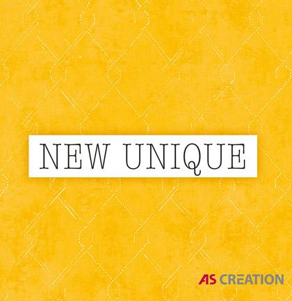 Tapetenkollektion «New Unique»