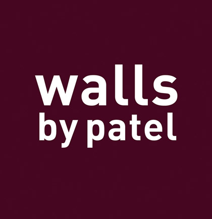 Collection de papiers peints «Walls by Patel 2»