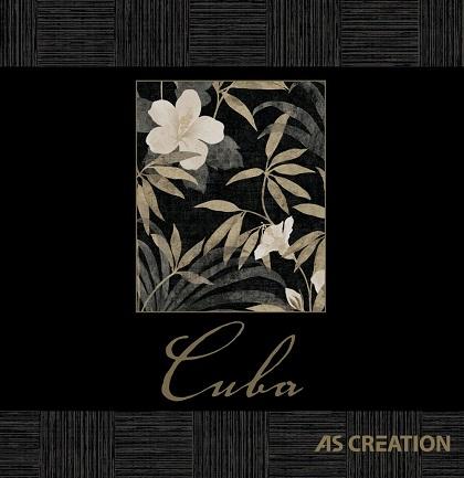 Tapetenkollektion «Cuba»