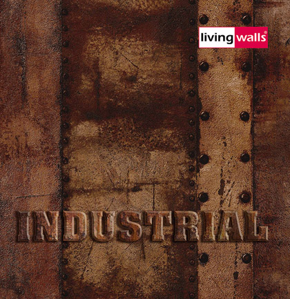 Tapetenkollektion «Industrial»