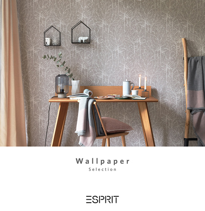 «Esprit Selection» Wallpaper Collection