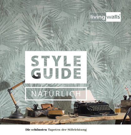 Collection de papiers peints «Styleguide Natuerlich 2021»